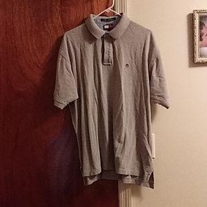 Tommy Hilfiger gray collar shirt